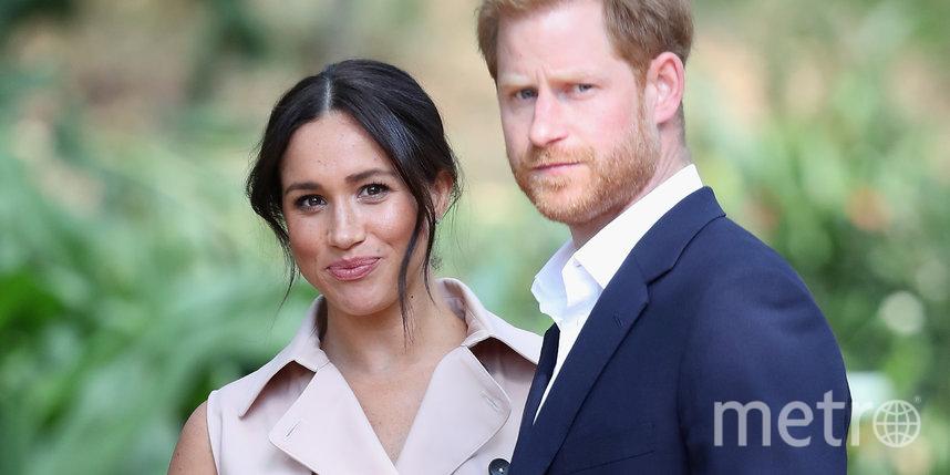 СМИ: Елизавета II запретила Меган Маркл и принцу Гарри регистрировать бренд Sussex Royal