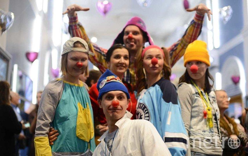 В ассоциации больничных клоунов сейчас около пятидесяти волонтеров. Некоторые работают на постоянной основе.