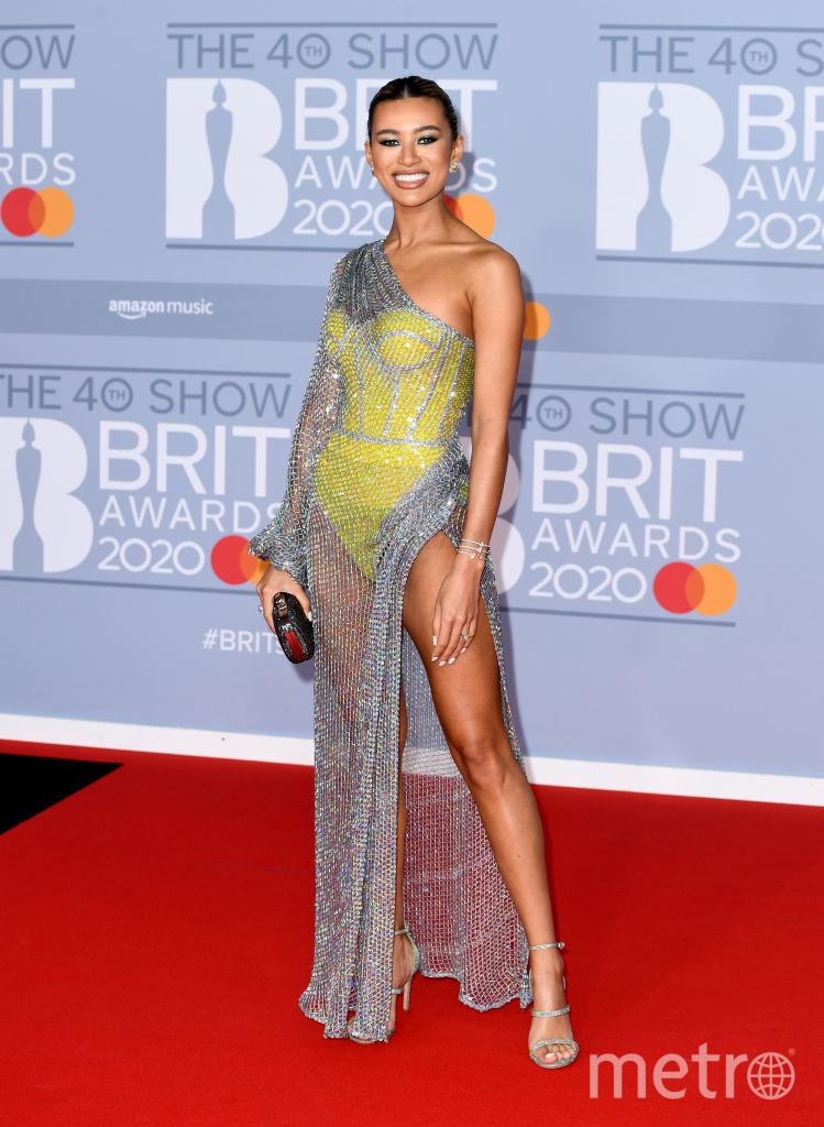 Красная дорожка премии BRIT Awards 2020. Фото Getty