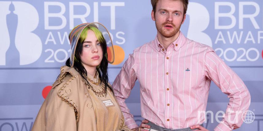 Чем удивила BRIT Awards 2020: наряды звёзд, выступление Билли Айлиш и громкие речи