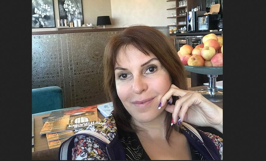 Наталья Штурм в сентябре 2017 года. Фото instagram.com/nataliashturm