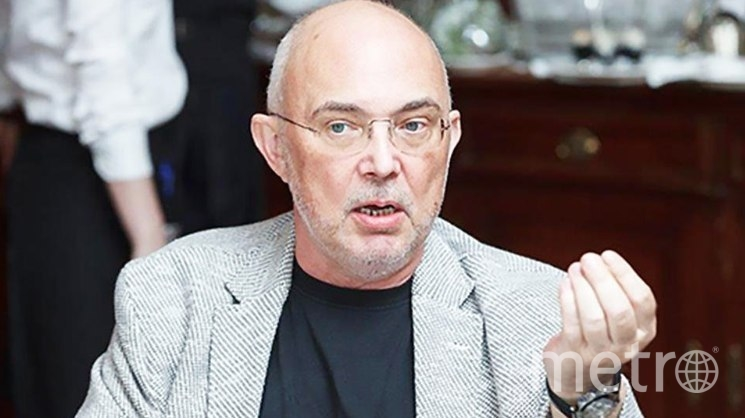 Алексей Яковлев. Фото https://78.ru/