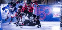 Чемпионы боятся Мурлычкина: в Йокогаме прошла гонка по скоростному спуску на коньках Red Bull Ice Cross