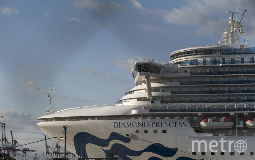 Ещё у двоих россиян с круизного лайнера Diamond Princess обнаружили коронавирус. Фото Getty