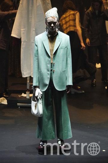 Показ Gucci в Милане. Фото Getty