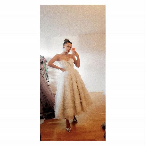 Милли Бобби Браун. Фото скриншот: instagram.com/milliebobbybrown/
