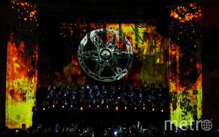 "Концерт ""Кармина Бурана"". Фото Предоставлено организаторами"