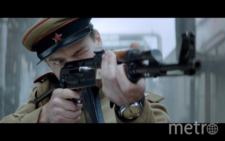 """Кадр из фильма """"Калашников"""". Фото Megogo Distribution"""