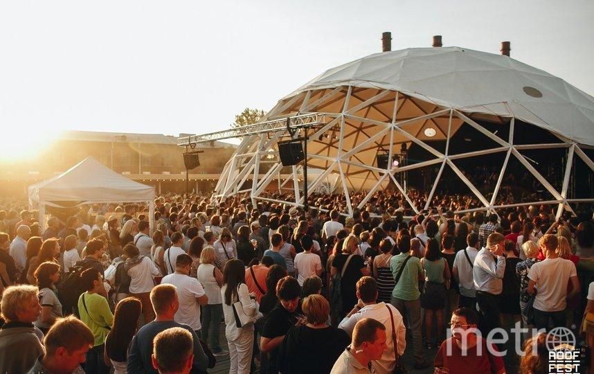ROOF FEST-2020. Фото Предоставлено организаторами