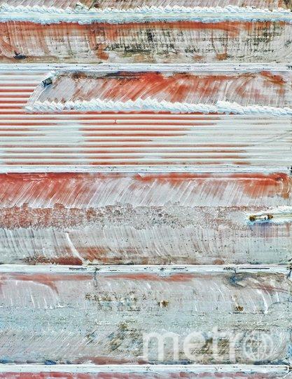Работа Магали Чеснель вдохновлена знаковыми работами американского художника-абстракциониста Марка Ротко. Фото Магали Чеснель