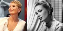 Юлия Высоцкая на новом фото невольно заставила сравнить её с Грейс Келли