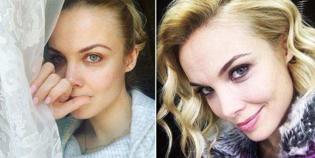 Актриса Татьяна Арнтгольц.
