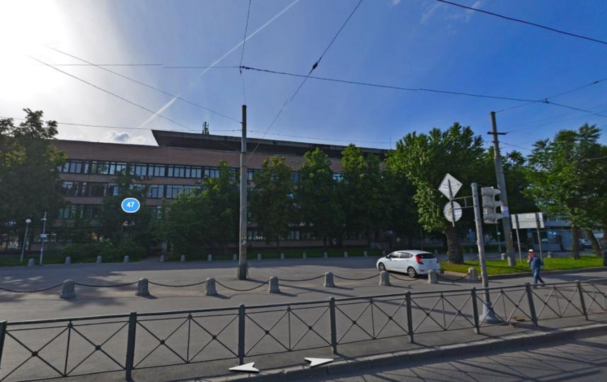 Проспект Стачек, 47. Фото Яндекс.Панорамы