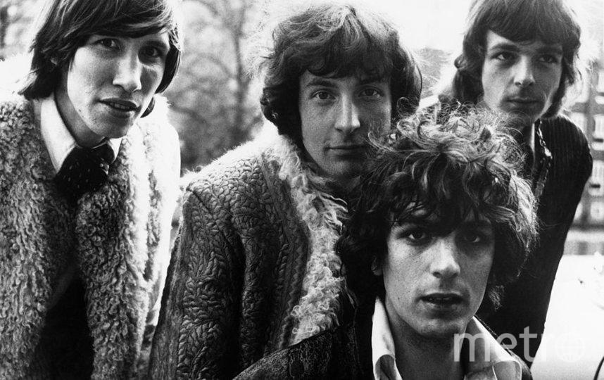 Группа Pink Floyd. Фото Getty