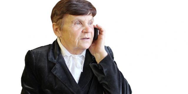 Валентина Фёдорова – член сельсовета.