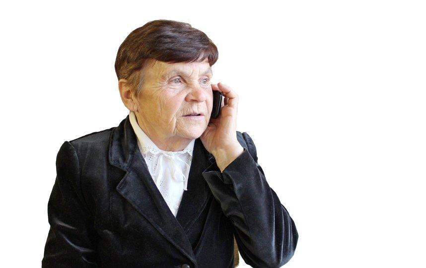 Валентина Фёдорова – член сельсовета. Фото Галина Симакина