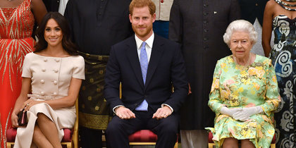 Меган Маркл не намерена отказываться от бренда Sussex Royal
