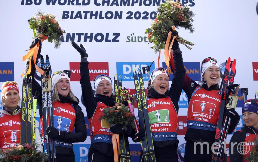 Сборная Норвегии. Фото Getty