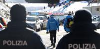 В номерах российских биатлонистов в Италии провели обыски
