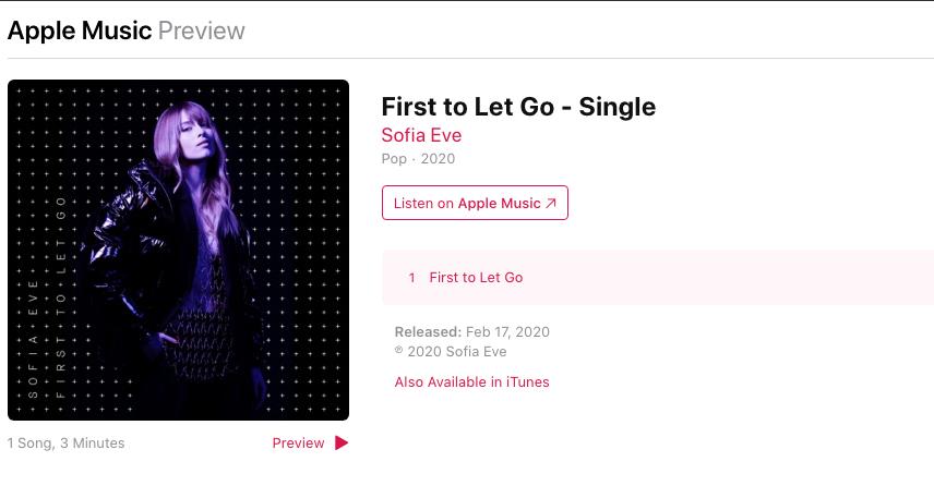 Скриншот music.apple.com.