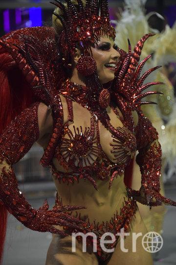 Карнавал в Рио-де-Жанейро. Фото AFP