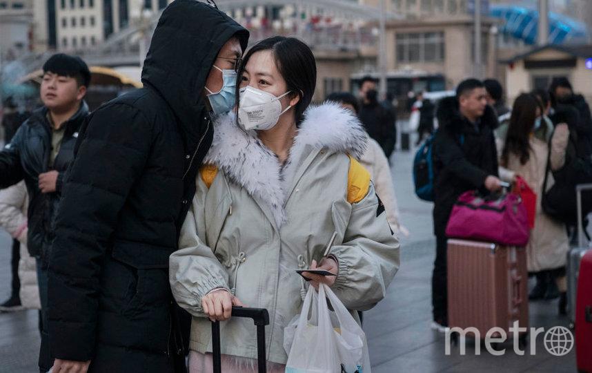 Число жертв нового коронавируса в Китае возросло. Фото Getty