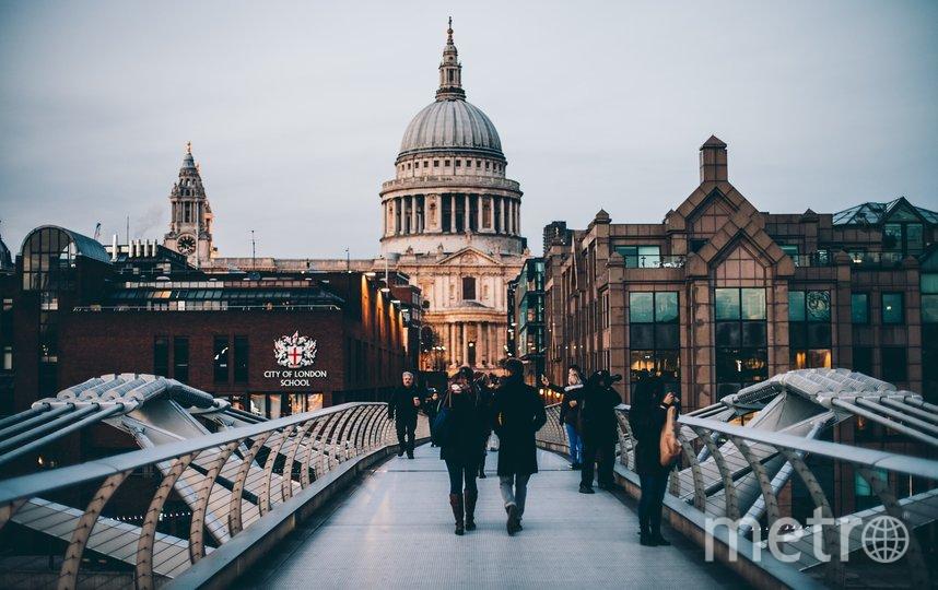 Великобритания. Фото Pixabay