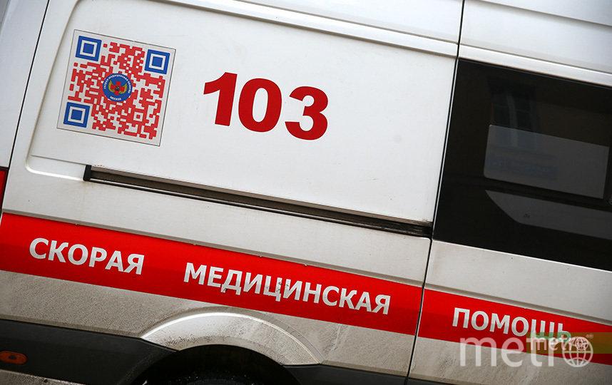 На козырьке студенческого общежития в Москве обнаружили тело женщины. Архивное фото. Фото Василий Кузьмичёнок