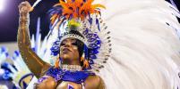 Обнаженные тела и буйство красок: яркие фото с карнавала в Рио-де-Жанейро