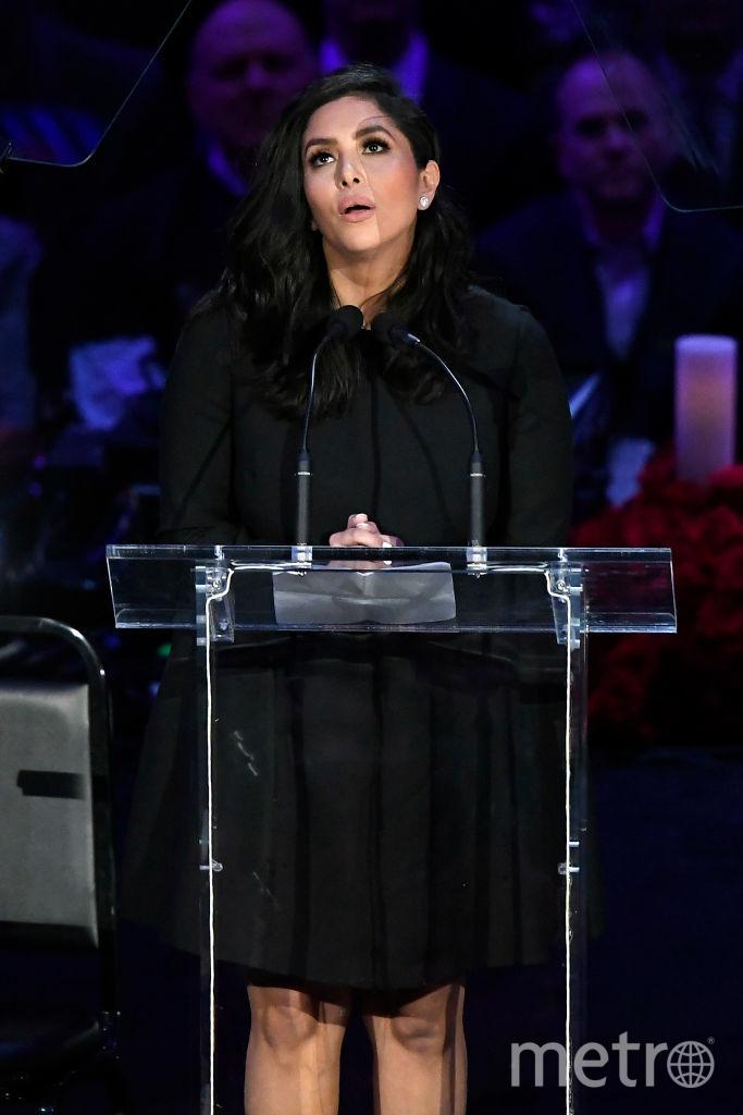 Церемония прощания с Коби Брайантом. Фото Getty