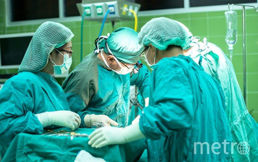 Операция по трансплантации продолжалась восемь часов. Фото Pixabay