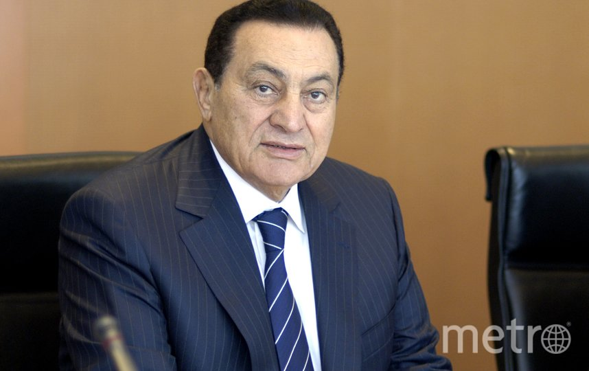 Хосни Мубарак (архивное фото). Фото Getty