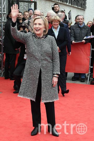 Хиллари Клинтон. Фото Getty