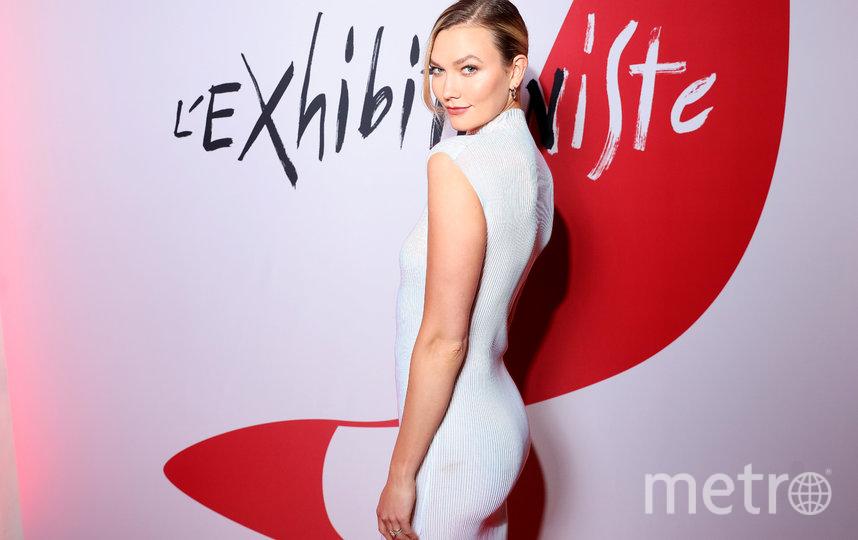 Американская модель Карли Клосс. Фото Getty