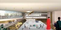 Каким станет Московский дворец молодёжи после реконструкции: фото