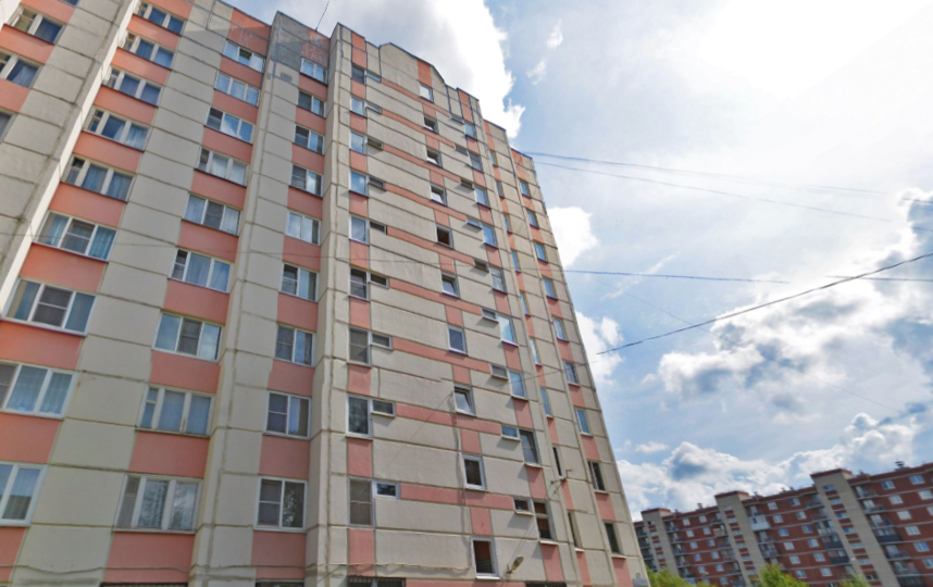 Улица Загородная в Колпинском районе. Фото Яндекс.Панорамы