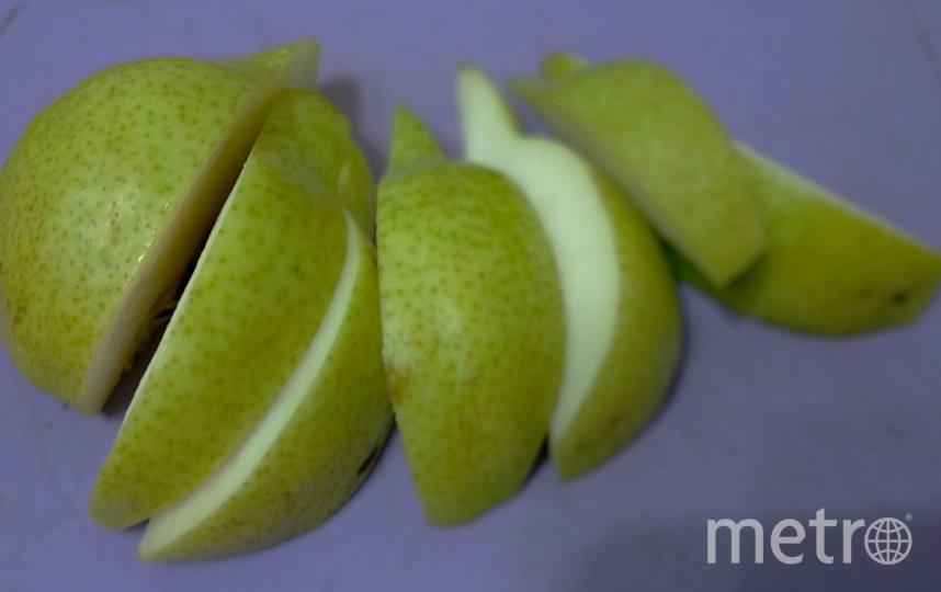 """Вместо груши можно использовать любые другие фрукты. Фото """"Metro"""""""