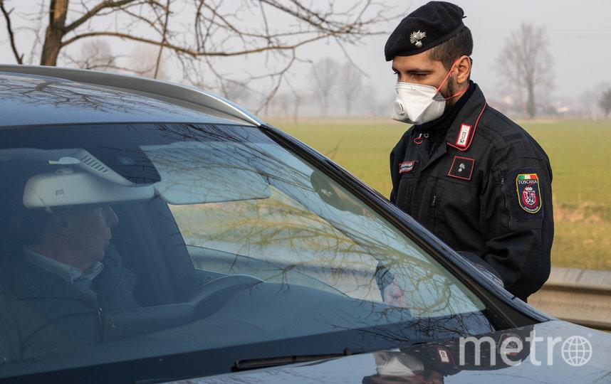Врачи в Италии выявили более 300 случаев заражения коронавирусом. Фото Getty