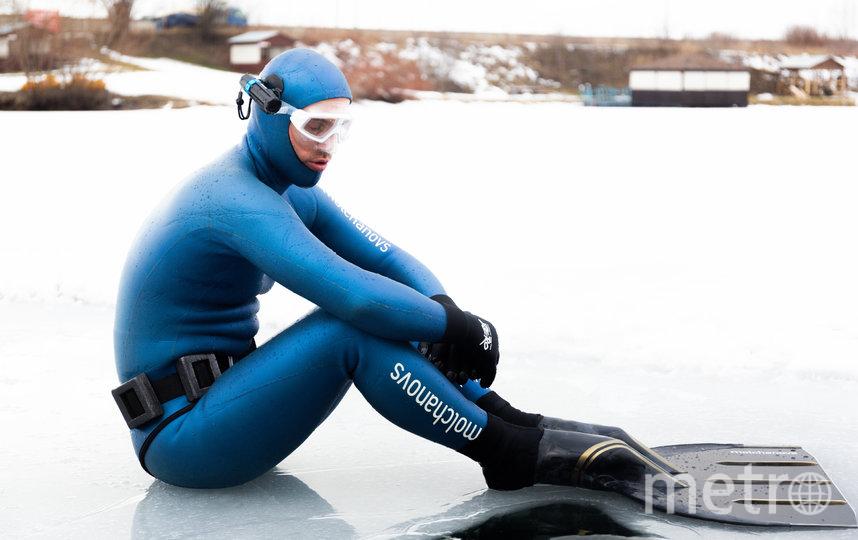 Алексей Молчанов и его рекорд. Фото Евгения Кирпиченкова/@ jenyaamazon