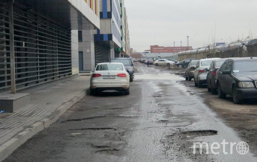 """""""Военно-морская"""" улица. Фото mytndvor, vk.com"""