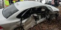 Из-за гибели 3-летней девочки в ДТП в Ленобласти возбуждено уголовное дело