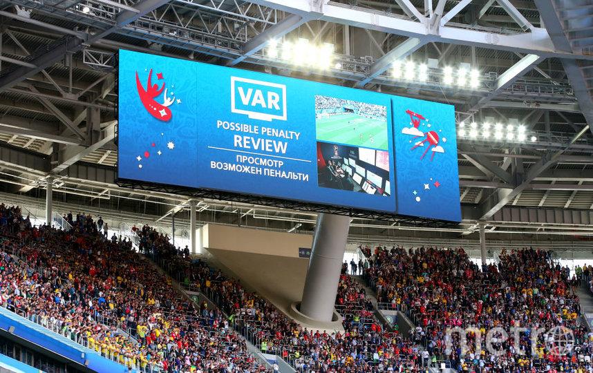 VAR будет работать на всех весенних матчах Российской премьер-лиги. Фото Getty