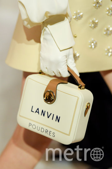 Показ Lanvin. Фото Getty