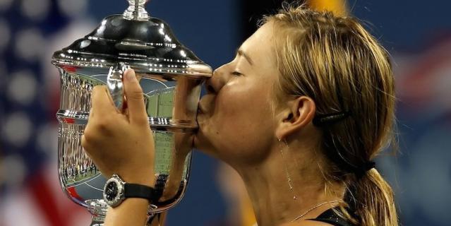 Победа на US Open.