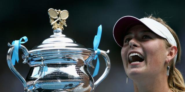 Победа на Australian Open.