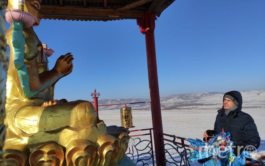 Сами буряты рассказывают, что этнически близки монголам: у двух наций похожие традиции, язык. Фото Дмитрий Роговицкий