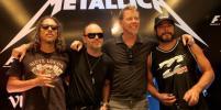 Metallica не сможет участвовать в двух фестивалях из-за лечения фронтмена группы