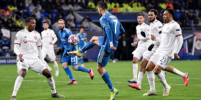 Криштиану Роналду остался без гола впервые в 2020 году
