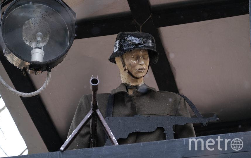"Экспонаты музея памяти жертв нацизма. Фото Святослав Акимов, ""Metro"""