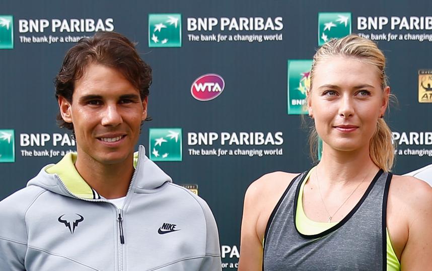 Надаль о решении Шараповой: Грустный день для тенниса – уходит икона. Фото Getty